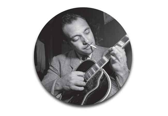 Gitaris Legendaris Django Reinhardt