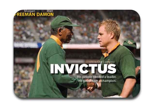 Invictus, salah satu film olahraga inspiratif yang menarik untuk ditonton