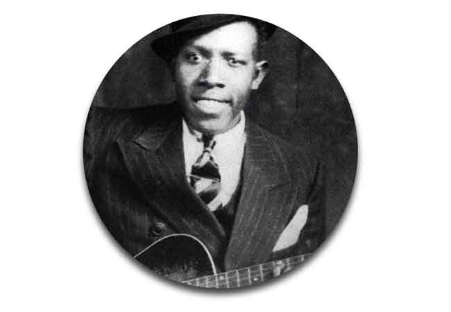 Gitaris Legendaris Robert Johnson