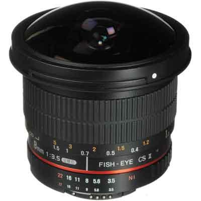 jenis-jenis lensa kamera dslr 2