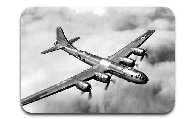desiain pesawat b29