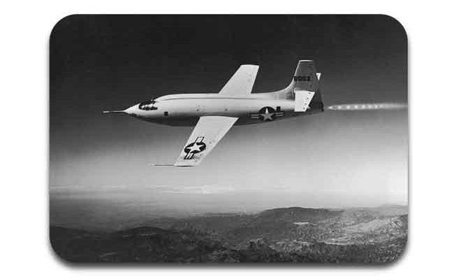 desain pesawat bell x1