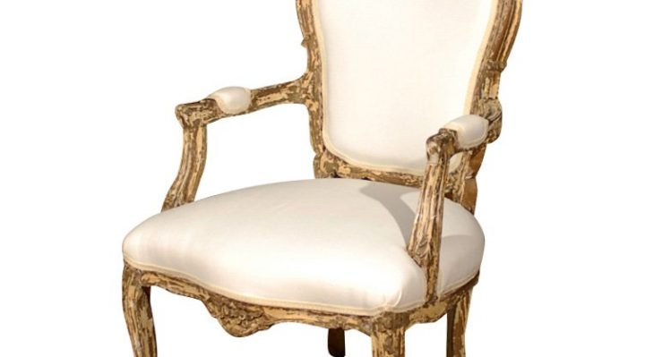 fauteuil chair, one of the revolusioner furniture which born in Rococo era