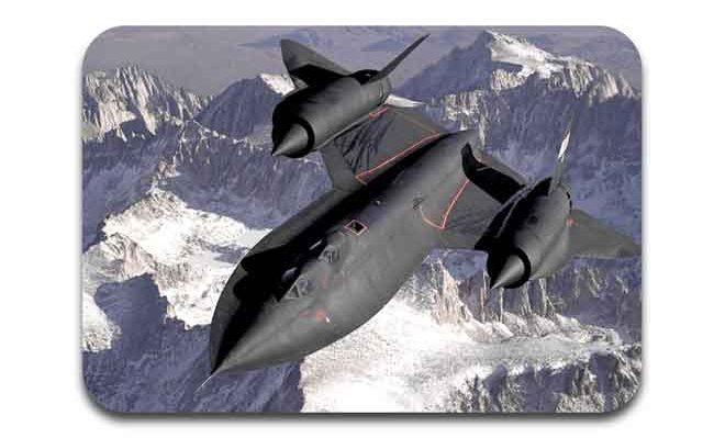 desain pesawat  lockhead