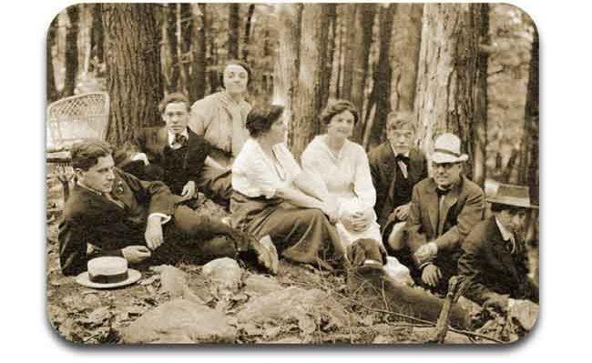 Alfred Stieglitz dan kawan-kawan senimannya