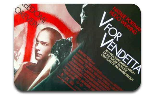 v for vendetta salah satu film superhero alternatif