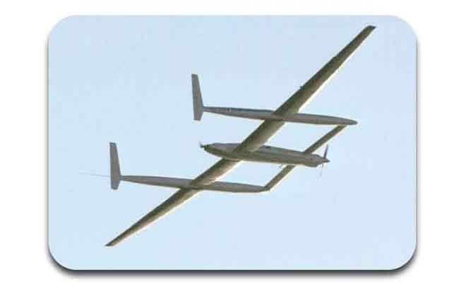 desain pesawat voyager