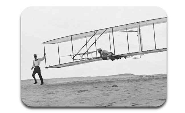 desiain pesawat wright flayer