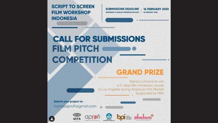 kompetisi film