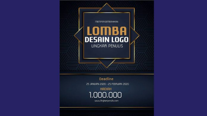 lomba desain logo 2020