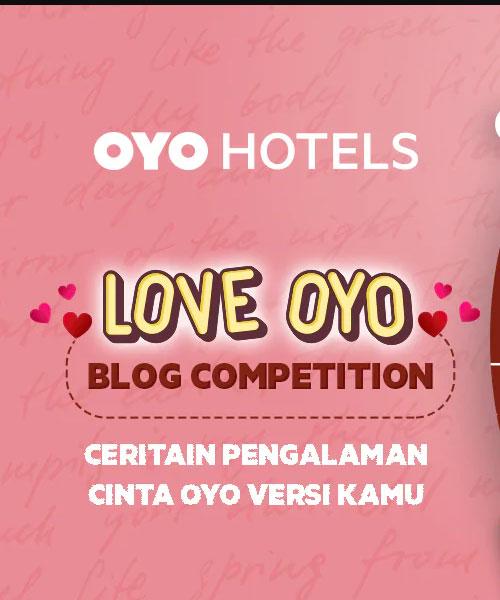 lomba menulis blog oyo rooms